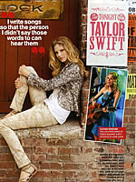 teen vogue, april 2009