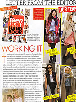 teen vogue, nov 2009