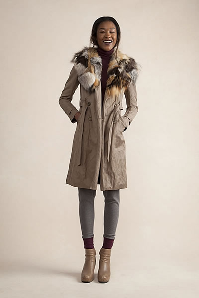 Winter Trench